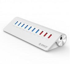 USB 3.0 HUB на 7+3 портів (ORICO M3H73P)