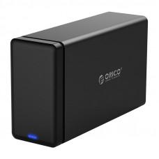 """Контейнер для 2 HDD 3.5"""" USB 3.0 (ORICO NS200RU3)"""