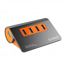 USB 3.1 HUB на 4 порти 10 Гбіт/с (ORICO M3H4-G2)