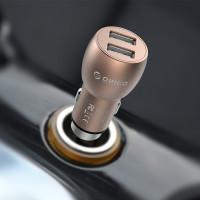 Автомобільний USB зарядний (UCM-2U) пристрій