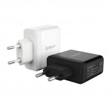 Зарядний пристрій ORICO WHC-2U на 2 USB порту (WHC-2U)